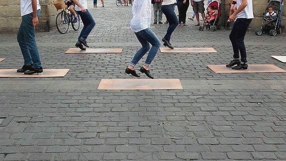 Cours de claquettes Tap Dance au Studio Bénac à Bordeaux